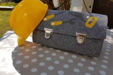 Makerist - Werkzeugtasche aus Arztkoffer  - 1