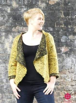 Makerist - Wildblume Kurzjacke  - 1