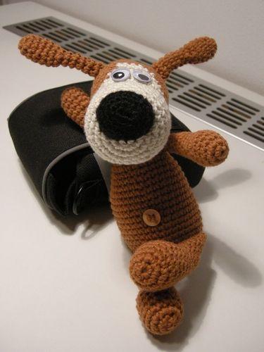 Makerist - Buffy the Dog - Häkelprojekte - 2