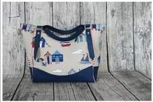 Makerist - Charlotte City Tote - 1