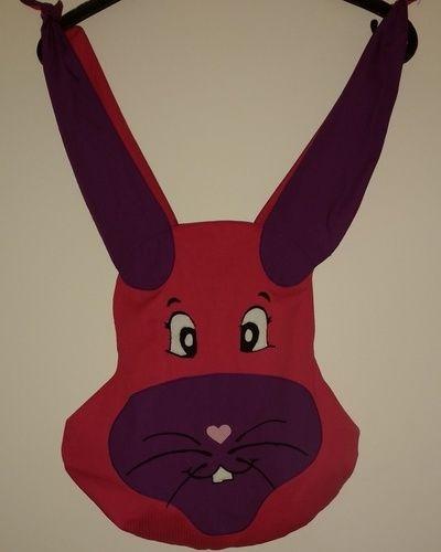 Makerist - BunnyBag in groß und klein mit Applikation  - Nähprojekte - 1