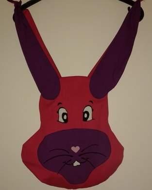 Makerist - BunnyBag in groß und klein mit Applikation  - 1