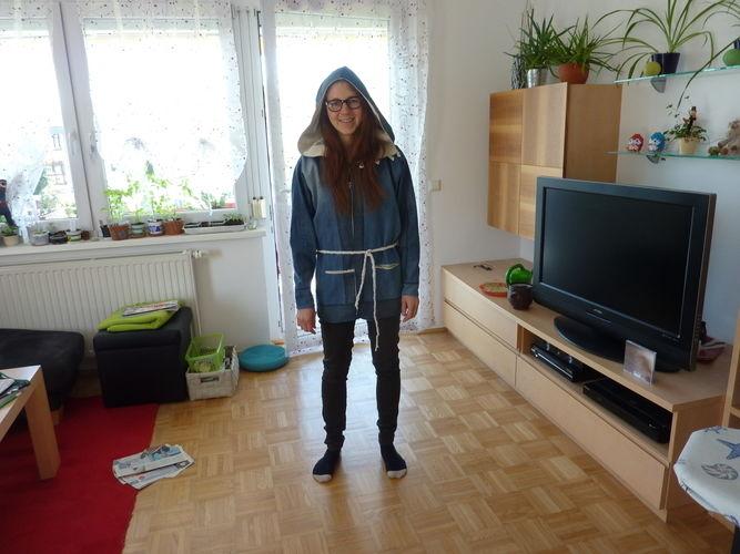 Makerist - Jeans Upcycling - Nähprojekte - 1