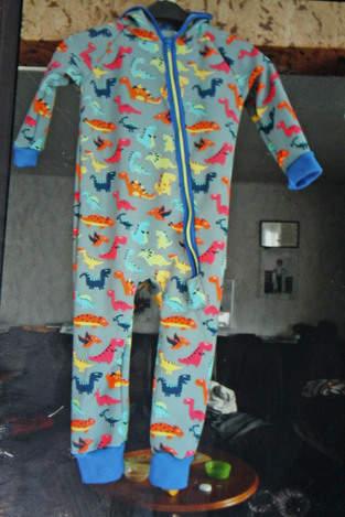 Makerist - Softshellanzug nach dem Schnittmuster Wintersuit von Kid 5 - 1