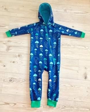Makerist - Ein Kid5 Wintersuit aus Softshell für meinen Spielplatzpirat <3 - 1
