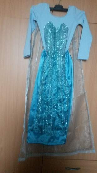 Makerist - Robe d'Elsa - 1
