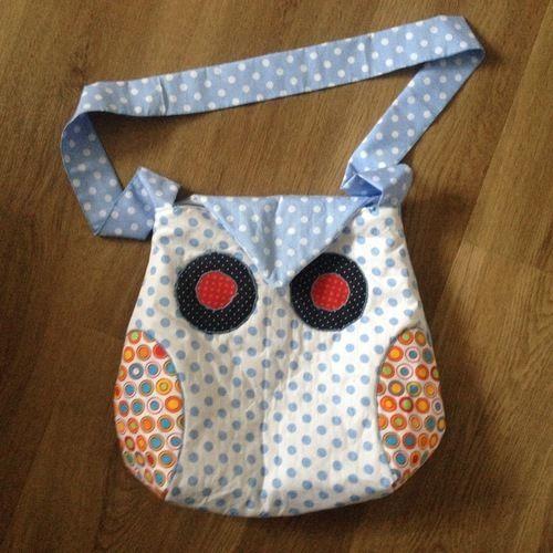 Makerist - Kindergarten-Tasche für meine Nichte - Nähprojekte - 1