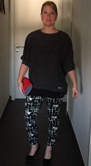 Makerist - Rockige Skinny Jeans und feine La Linna - 1