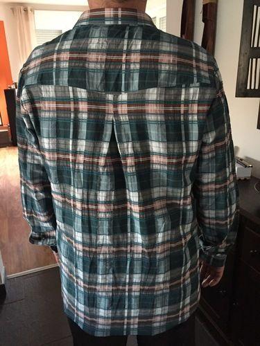 Makerist - Das erste Herrenhemd und es passt... - Nähprojekte - 2