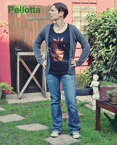 Makerist - Plotterdateien Kakteen Tangle-Style dxf, svg, png von Min Ziari - Textilgestaltung - 2