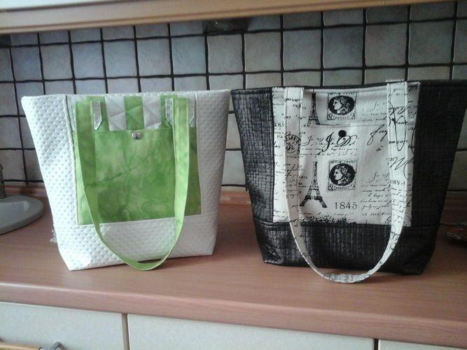 Makerist - Shopper mal nur für mich - Nähprojekte - 1