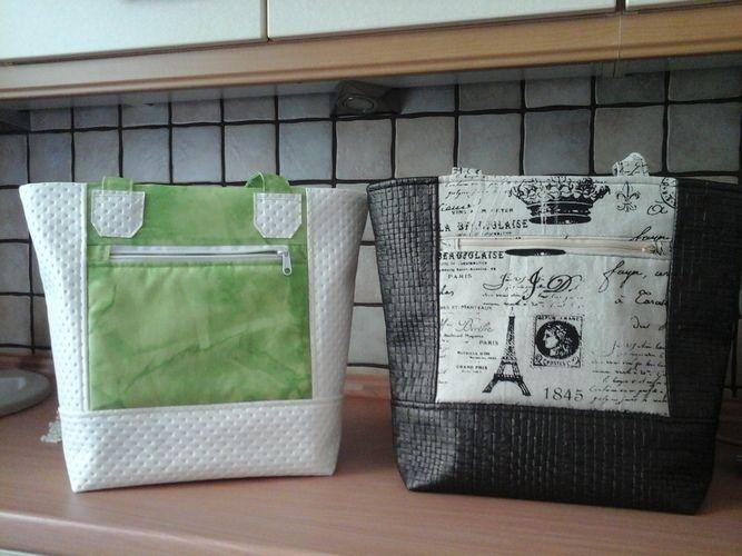 Makerist - Shopper mal nur für mich - Nähprojekte - 2
