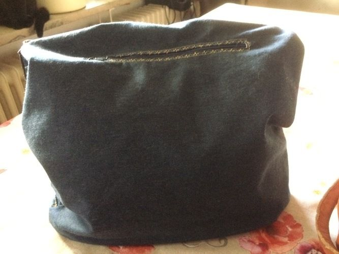 Makerist - Jeans-upcycling-tasche-chobe - Nähprojekte - 2