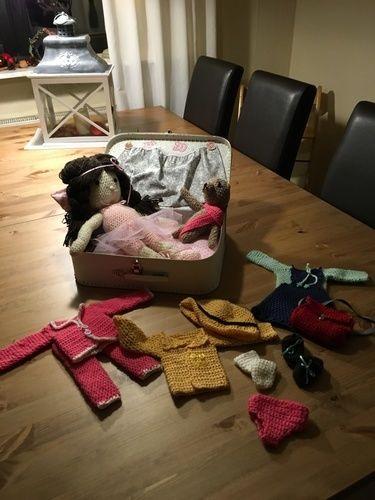 Makerist - Puppe - Häkelprojekte - 1