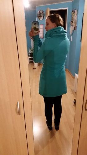 Makerist - Ein Traum von meinem Pulloverkleid - Nähprojekte - 2