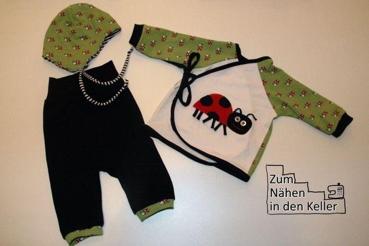 Makerist - Für kleine Käfer - Nähprojekte - 2