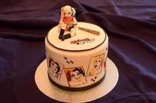 Makerist - Harley Quinn Torte - 1
