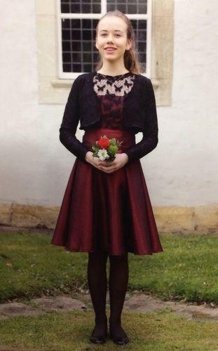 Makerist - Konfirmationskleid meiner Tochter - Nähprojekte - 1