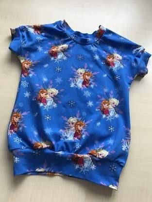 Makerist - Jersey T-Shirt mit Anna und Elsa - 1