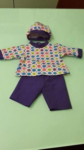 Makerist - Puppensachen für Baby Born - Nähprojekte - 1