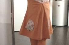Makerist - Minnitoppi für meine Enkelin aus Jersey - 1