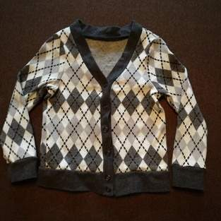 Makerist - cardigan rom - 1