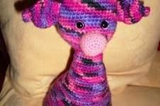 Makerist - Eine Giraffe für unseren kleinen Schatz - 1