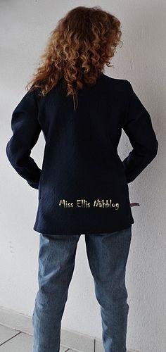 Makerist - Strickjacke Damen Minna von Fadenkäfer - Nähprojekte - 2