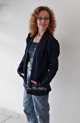 Makerist - Strickjacke Damen Minna von Fadenkäfer - Nähprojekte - 3