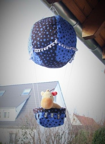 Makerist - Adventskalender Heißluftballon - Nähprojekte - 1