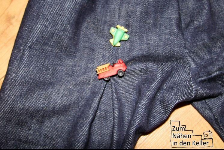 Makerist - Karl Knopf für meinen kleinen Autofan - Nähprojekte - 2