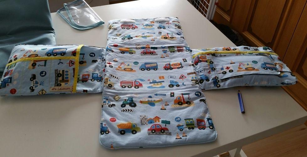 Makerist - Wickeltasche für den Nachwuchs meiner besten Freundin... Und unseren Jüngsten. - Nähprojekte - 2