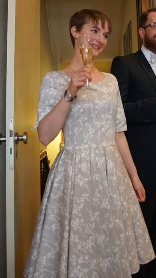 Makerist - Mein Kleid fürs Standesamt - 1