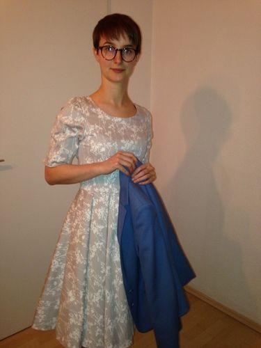 Makerist - Mein Kleid fürs Standesamt - Nähprojekte - 2