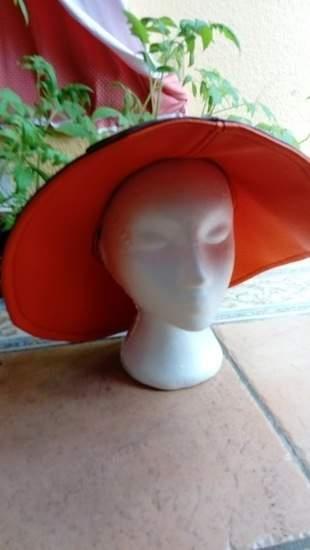 Makerist - Regenhut aus Kunstleder - 1