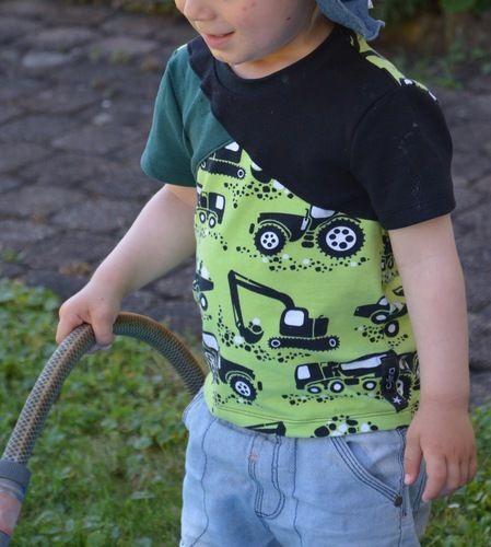 Makerist - Mini-Bene für Baustellen-Fan - Nähprojekte - 1