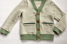 Makerist - Cardigan im Opa-Style - 1