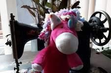 Makerist - Lola das Einhorn  - 1