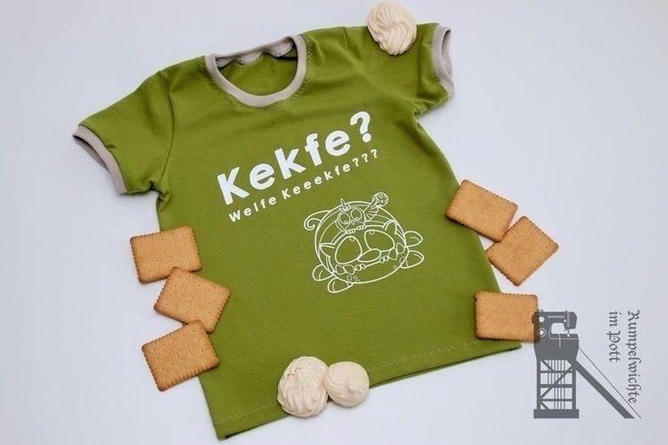 Makerist - Sunny Side Up trifft Keksmonster - Nähprojekte - 1