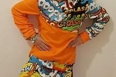 Makerist - Schnittmuster Issy. Für meinen Sohn aus Jersey ein Hip Hop Outfit genäht. - 1