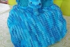 Makerist - Elefantenschnuffeltuch aus Baumwolle für die Kleinen - 1