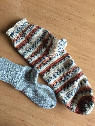 Makerist - Familien Socken - Strickprojekte - 1