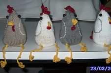 Makerist - Meine Hühner - 1