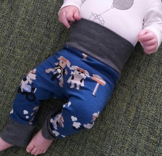 Makerist - Mitwachshosen für meinen kleinen Sohn - Nähprojekte - 2