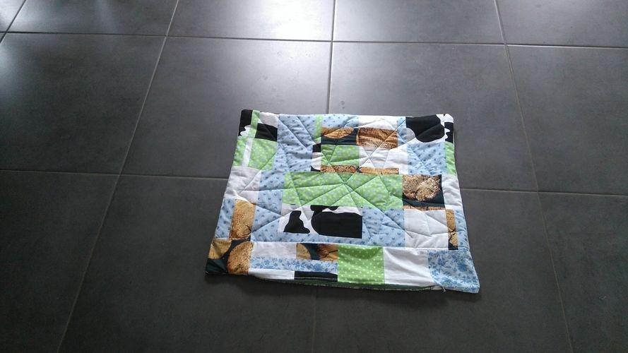 Makerist - Kissenbezug für meinen Sohn  - Patchwork-Projekte - 1