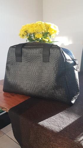 Makerist - Wickeltasche MiLana aus Kunstleder in XL - Nähprojekte - 1