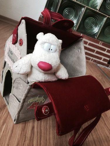 Makerist - Spielhaus nicht nur für Plüsch-Bären - Nähprojekte - 3