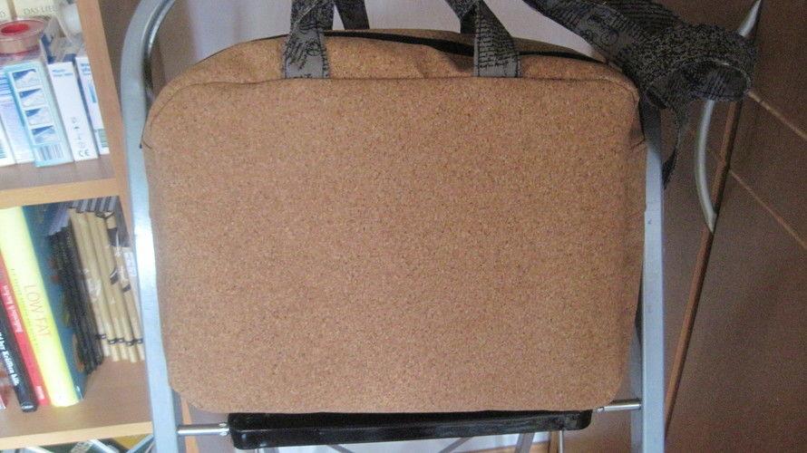 Makerist - Doctor's Bag Billy klein, Baumwollestoffe, Korkstoff, für mich - Nähprojekte - 1