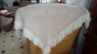 Makerist - châle en coton pour femme - 1