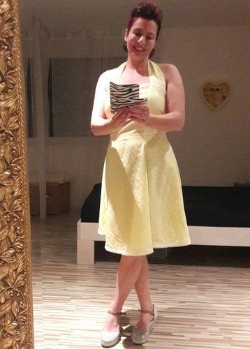 Makerist - das süsseste Kleid,seit es die Versuchung gibt... - Nähprojekte - 2